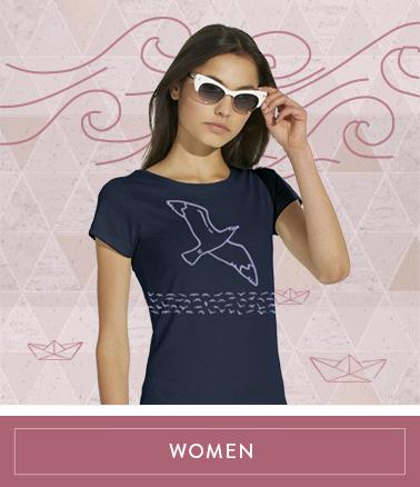 Nachhaltige Mode / Kleidung für Damen und Frauen
