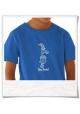 """Kinder T-Shirt aus Biobaumwolle """" Kein Bock ! """""""