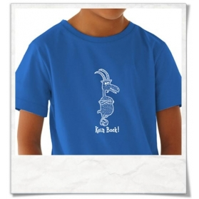 Organic cotton T-Shirt for kids Kein Bock !