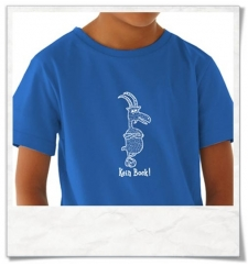 Kinder T-Shirt Biobaumwolle & Fair Wear Kein Bock !