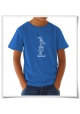 Children's T-Shirt in blue Kein Bock !
