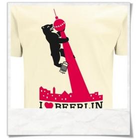 T-Shirt I love BERLIN für Männer