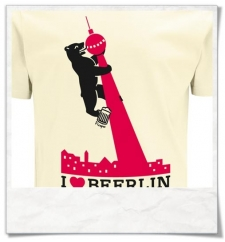 berlin T-Shirt, I love BERLIN Männer T-Shirt