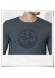 Bike T-Shirt for men fair & Organic Cotton