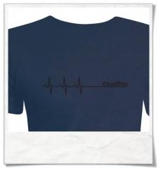 Männer Deadline T-Shirt Heavy ( Dicke Qualität ) Fair hergestellt