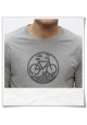 Outdoor / Bike T-Shirt for men fair & Organic Cotton