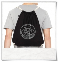 Bike drawstring Bag