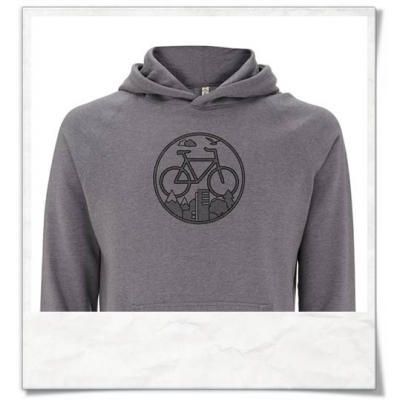 Hoodie / Kapuzenpullover Fahrrad für Männer