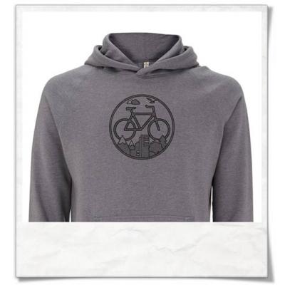Men's Hoodie Bike
