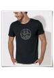 Männer T-Shirt Fahrrad Fair und aus Biobaumwolle