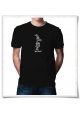 Kein Bock! men T-Shirt / Black / Fair Organic and Eco