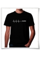 Deadline ;) men T-Shirt / Black / Fair Organic and Eco