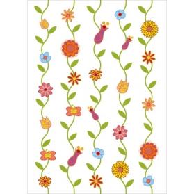 Blumen-Karte / Postkarte