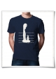 We are one / men T-Shirt / Navy / Fair Organic and Eco