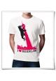 I love Berlin / BEERLIN :) Männer T-Shirt / Weiss / Fair Biobaumwolle und Öko