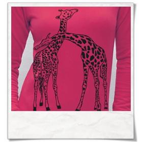 Giraffe / Giraffen Sweatshirt