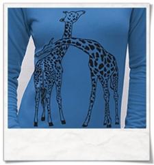 Giraffen / Giaffe Sweatshirt