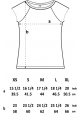 Flowers T-Shirt women T-Shirt / Black / Fair Wear