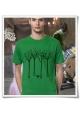 Vogel im Wald T-Shirt