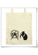 Tote bag / The bird in the forest