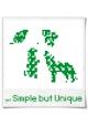 Tiere & Pflanzen Natur T-Shirt / Shirt / Männer Shirt / Männer T-Shirt / weiß / Fair und Bio