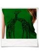 Giraffe / Giraffen T-Shirt