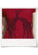 Giaffe / Giraffen / T-Shirt für Damen & Frauen