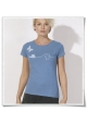 Snail and Butterfly in love women T-Shirt / Fair and Organic
