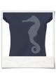 Seepferdchen Top T-Shirt