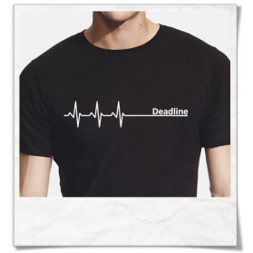 Deadline T-Shirt / thick