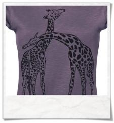Giaffe T-Shirt für Damen