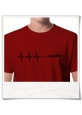 Deadline T-Shirt / Red