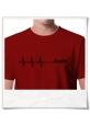 Deadline T-Shirt in rot