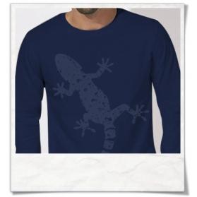 Gecko Longsleeve T-Shirt
