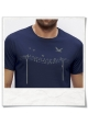 Fair Organic men's T-Shirt Birds on a wire