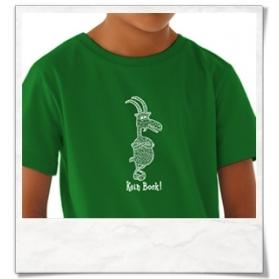 Kein Bock ! T-Shirt in grün
