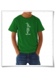 Kein Bock ! T-Shirt in green