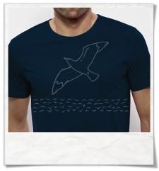 T-Shirt Möwe / Möwen