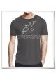 Seagull bamboo t-shirt for men