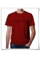 Deadline Herren T-Shirt aus Biobaumwolle