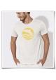Männer T-Shirt Delfin / Delphin Sonne Meer