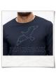 Möwe / Möwen Langarm Männer T-Shirt