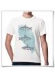 T-Shirt Fische für Männer