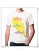 Fliegende Fische T-Shirt für Männer