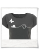 Snail & Butterfly / Women T-Shirt