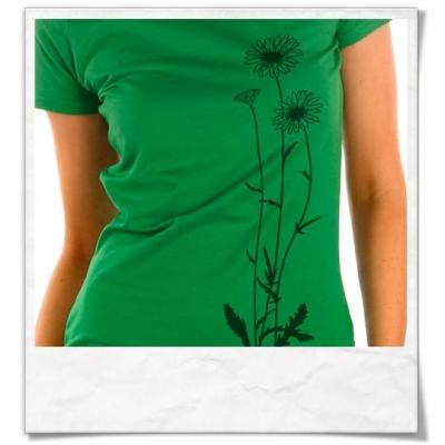 Blumen Frauen T-Shirt