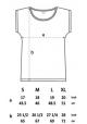 Damen T-Shirt Schmetterling & Schnecke Fair hergestellt in Schwarz